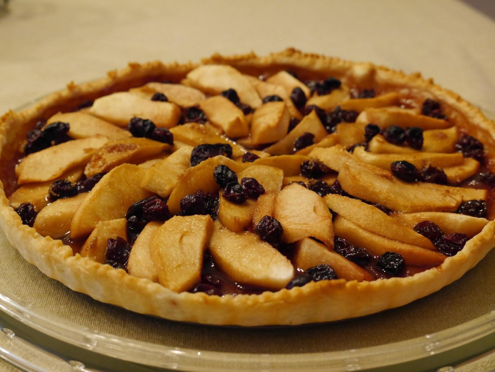 tarte de maçã ultra-rápida
