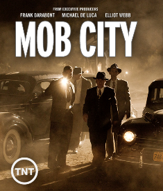 Mob City TV Series Poster Download Mob City   1ª Temporada RMVB Legendado