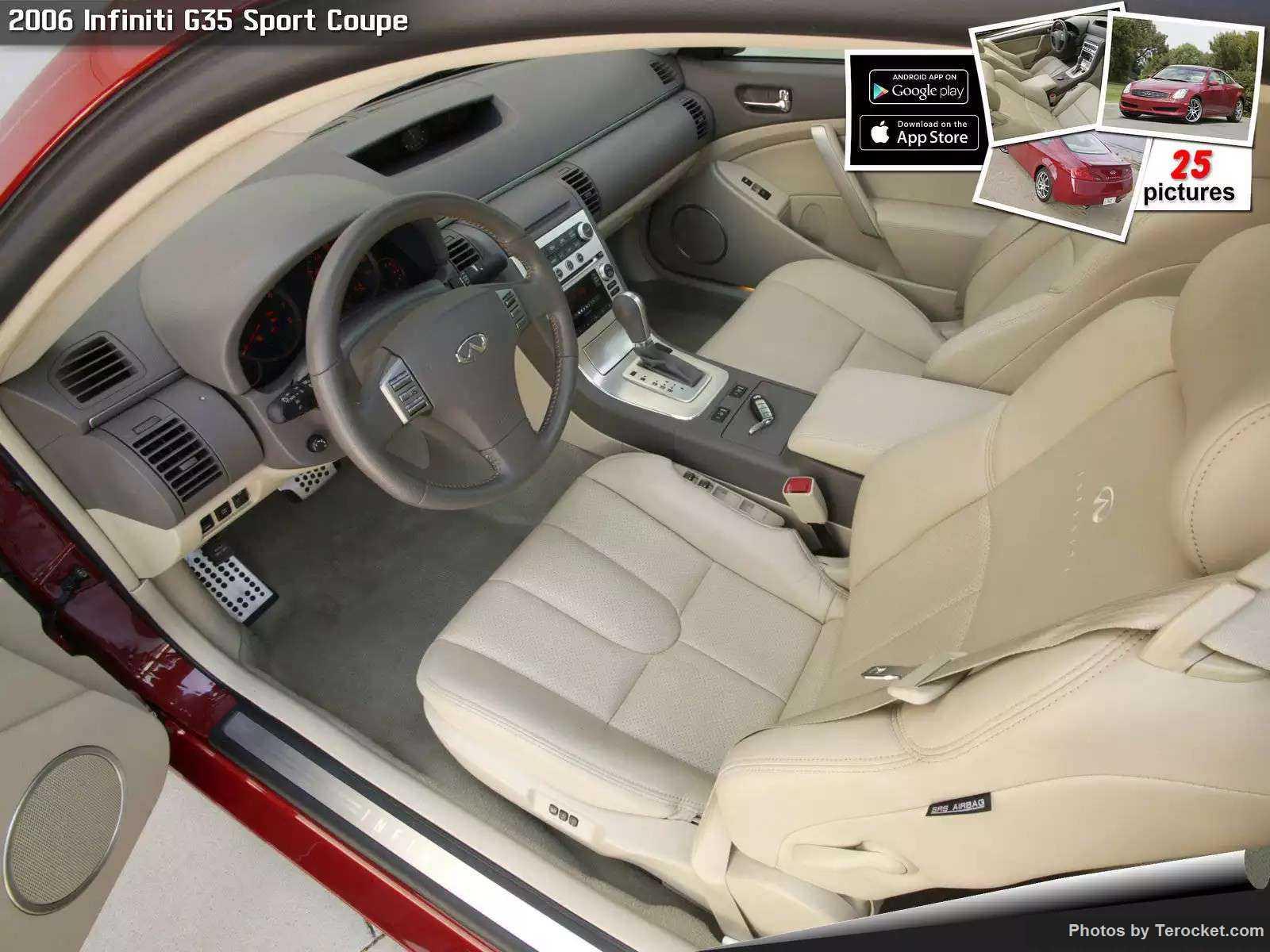 Hình ảnh xe ô tô Infiniti G35 Sport Coupe 2006 & nội ngoại thất