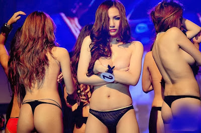 Aksi Liar Sexy Dancer Hot Nakal Menggoda