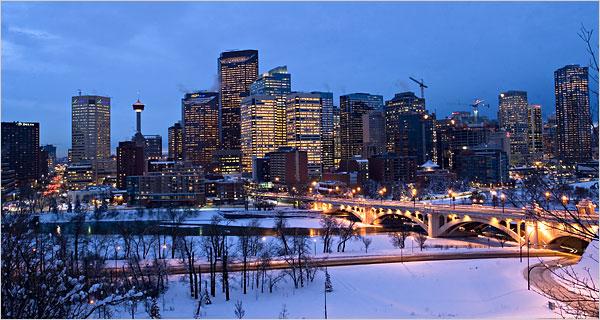 Calgary (AB) Canada  City new picture : Perífrasis del Alma: Las 10 ciudades más inteligentes del mundo