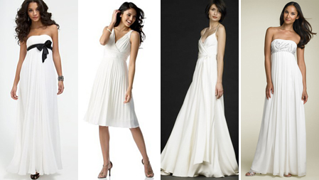 Casual Dress on Casual Bridal Dresses