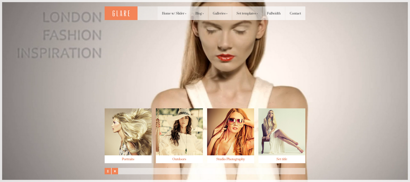 Glare-Photography-Premium-Portfolio-HTML5-and-CSS3-Template