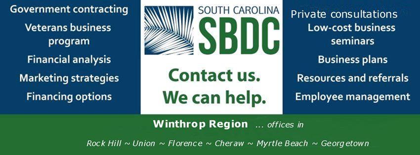 Winthrop Regional Small Business Development Center