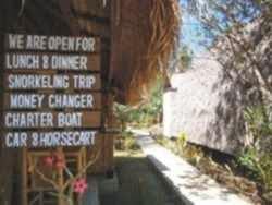 Hotel Murah Lombok - Gili Garden Bungalows