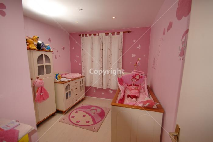 Mode de votre b b id e d co chambre b b fille for Photo de chambre de bebe fille