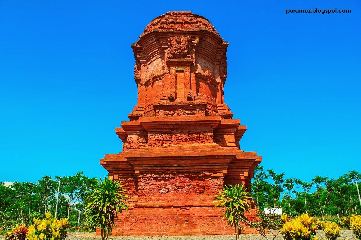 Objek Wisata Bersejarah di Probolinggo Candiu Jabung