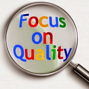 Focus on qulity