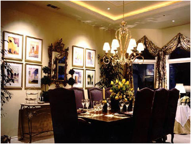 tuscan dining room design ideas - Dining Room Design Ideas