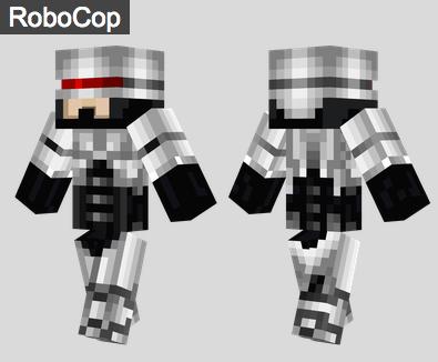 23. Robocop Skin