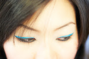 Style By Cat: Make Up For Ever Aqua Liner in Diamond Turquoise Blue 5