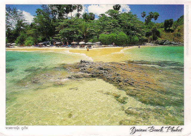 Thailand | Yainui Beach, Phuket