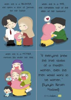 Iceteamaniezt proud to be a muslim woman