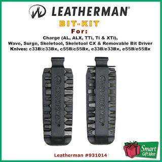 21-Piece Bit Kit Fits: Charge,Wave,Surge,Skeletool MultiTools Leatherman