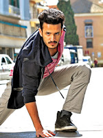 Akhil Akkineni Handsome photos gallery-cover-photo