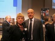 *Morgane BRAVO & M. Alain JUPPÉ, ancien Ministre des Affaires étrangères et européennes*