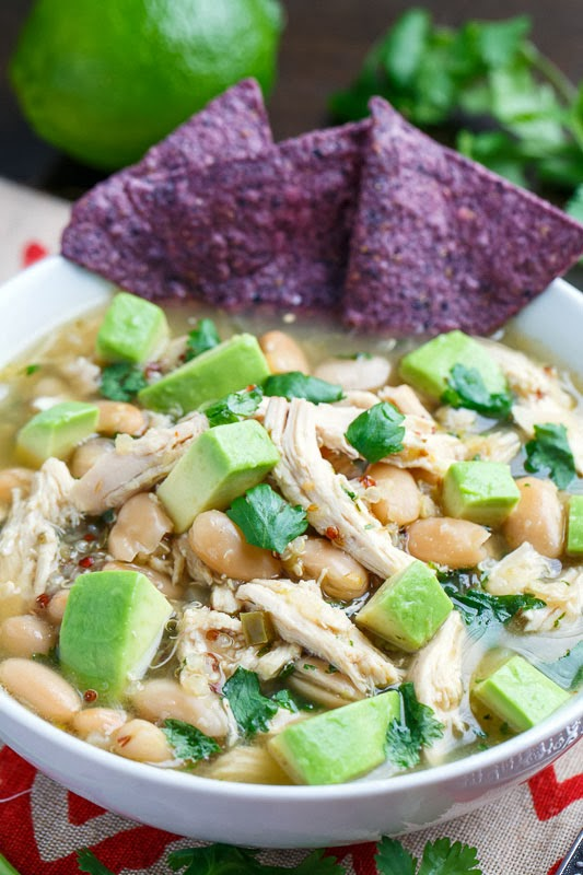 Quinoa White Chicken Chili