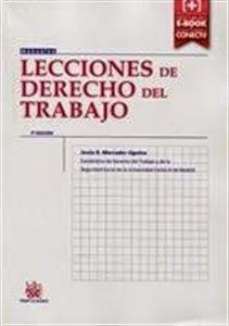 Manuales de Derecho: Lecciones de Derecho del Trabajo 2014.