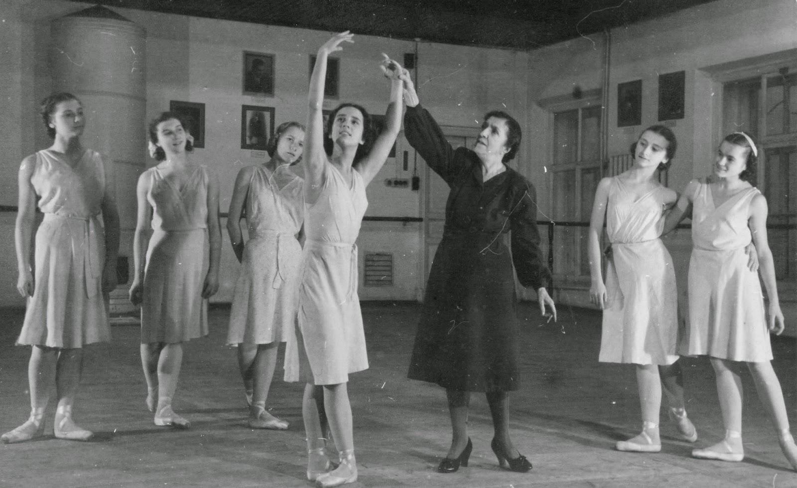 Agrippina Vaganova Technique Agrippina Vaganova Teaching in