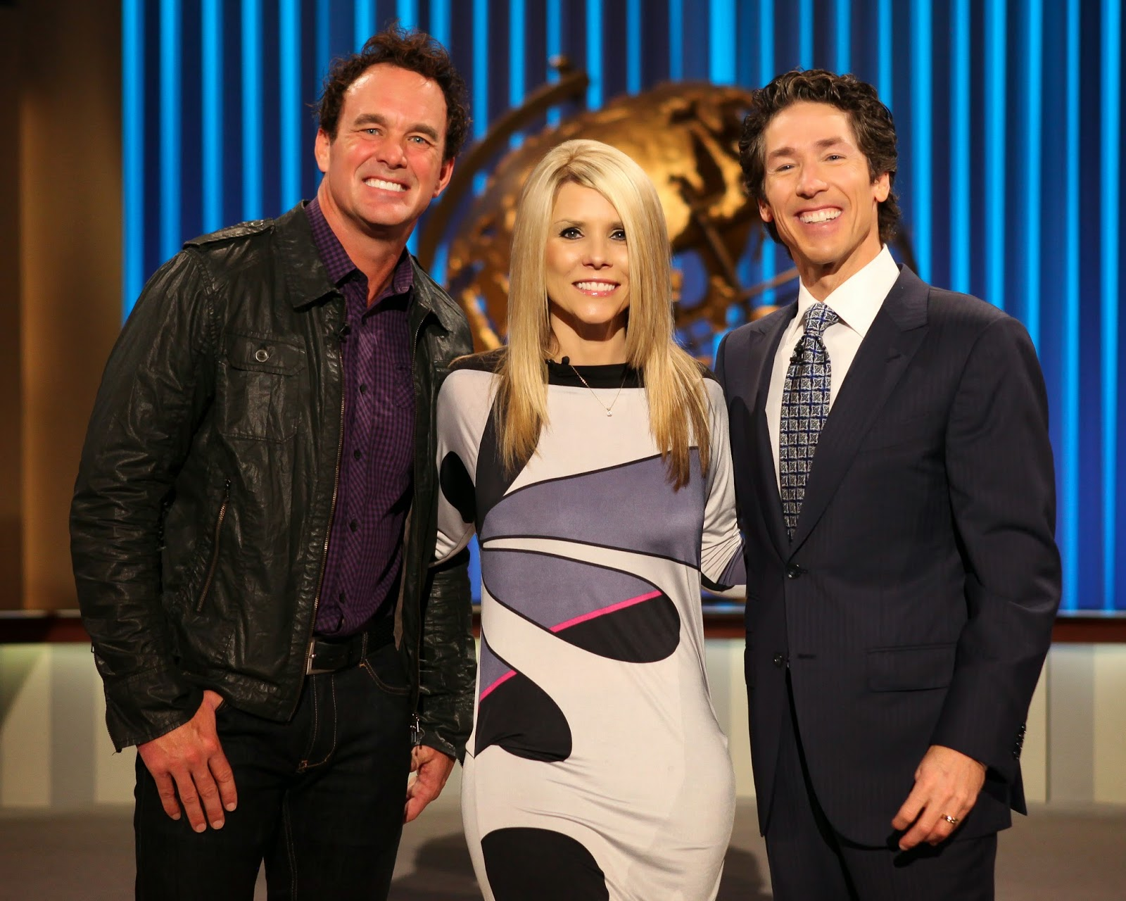 Joel Osteen Son And Daughter Partnered with joel osteen