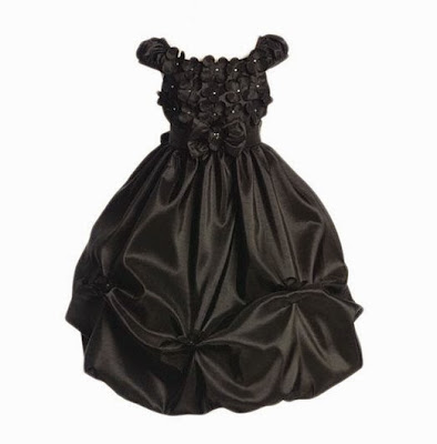Goth Shopaholic: Christmas Dresses for Goth Babies and Little Goth ...