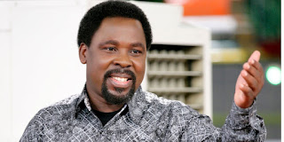 Those killed in my church slept in the Lord – TB Joshua