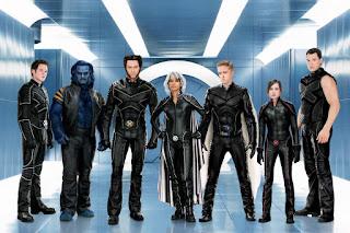 Gambar Tokoh Karakter X-Men