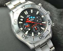 Omega Seamaster Racing Regatta America's Cup