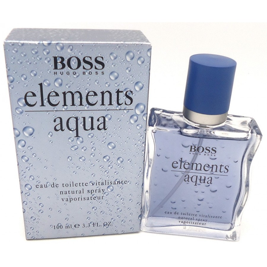 Elements Aqua by Hugo Boss