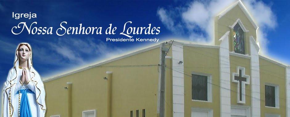 Capela  Nossa Senhora de Lourdes - Presidente Kennedy