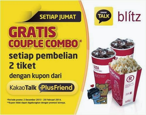 kakaotalk plus friend Blitz