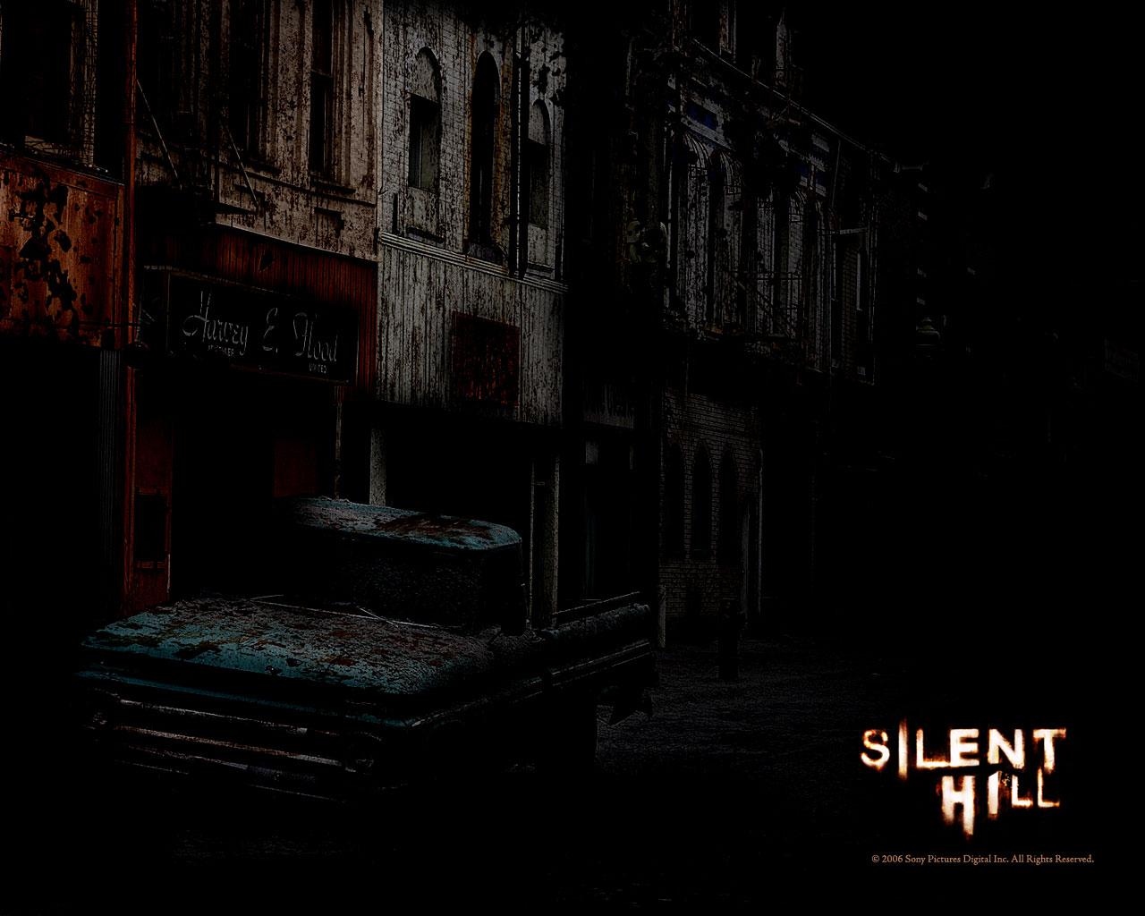 Wallpaper Blog: silent hill background
