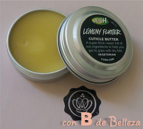 Lemony flutter Lush