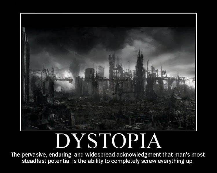 Dystopian essays