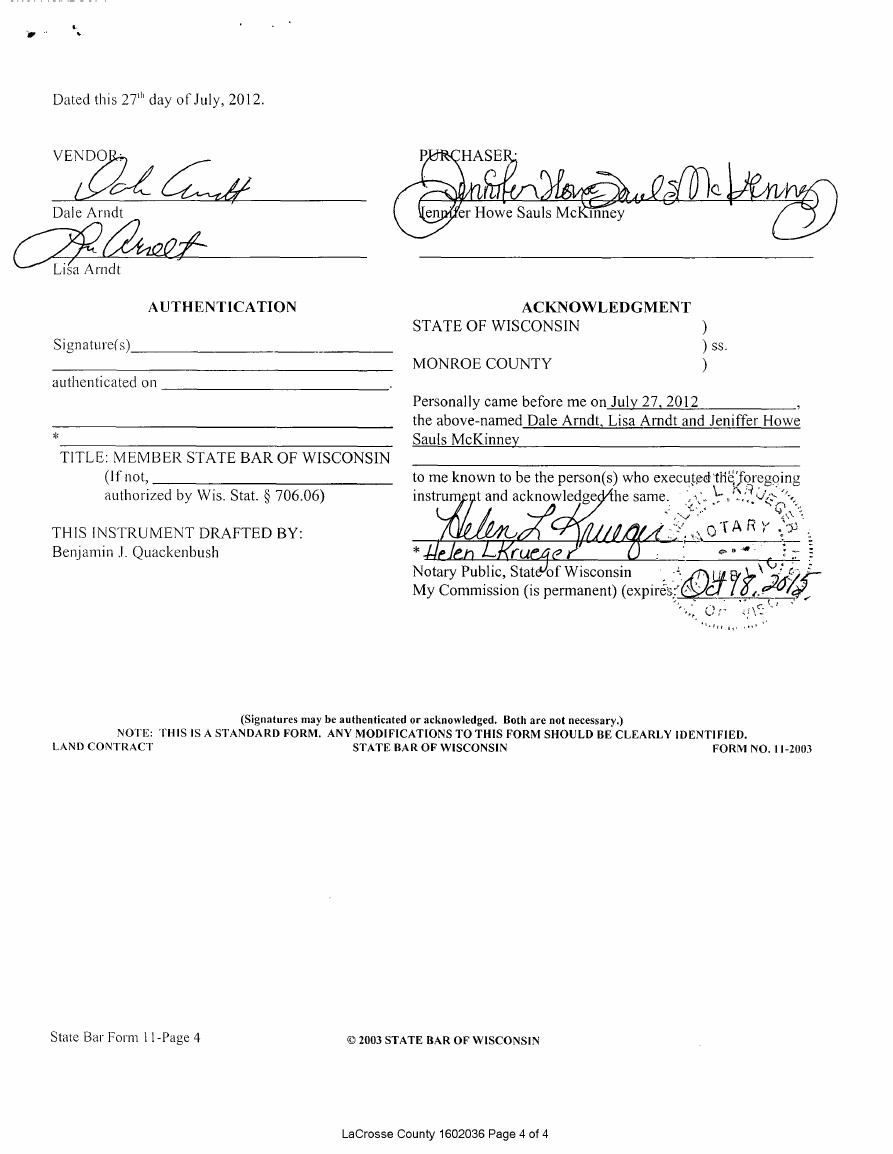 wisconsin contract for deed legal blank bill of lading short form