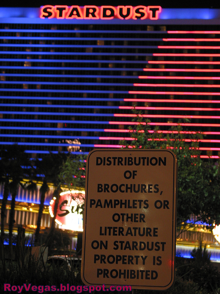 stardust casino las vegas location