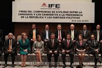 Primeros resultados Elecciones MEXICO 2012 1 julio