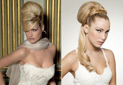 Весільні зачіски з плетіннями і