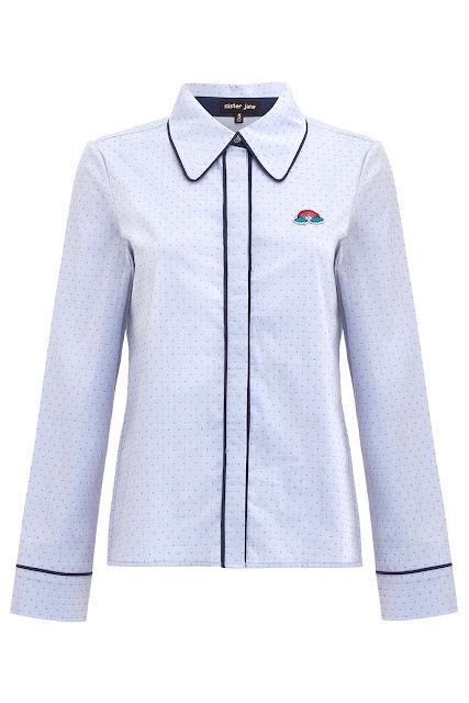 sister jane rainbow shirt, rainbow shirt, sister janet black edged shirt,