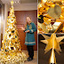 Ginza Tanaka unveils Solid Gold Christmas Tree Worth $2 Million