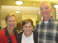 Montgomery Catholic Preparatory School ~ Muffins for Moms and Donuts with Dads 2