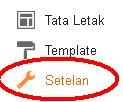 setting blog