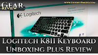 Logitech K811 Bluetooth Keyboard For Mac | Product Unboxing Plus Gear Review