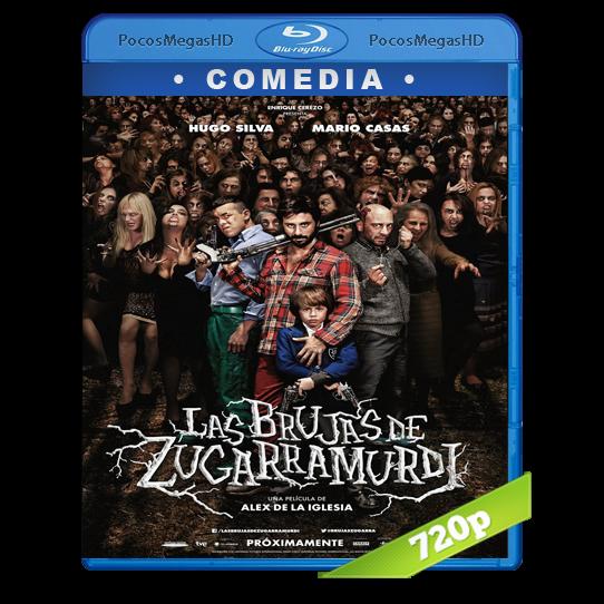 Las brujas de Zugarramurdi (2013)BrRip 720p Castellano AC3