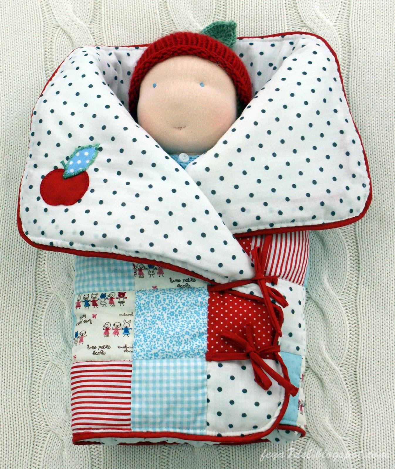 Приданное новорожденного своими руками