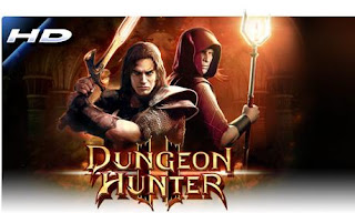 Dungeon Hunter 2 HD apk