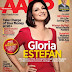 Gloria & Emilio Estefan Talk Rythm & Romance to AARP Magazine August Issue  !!!