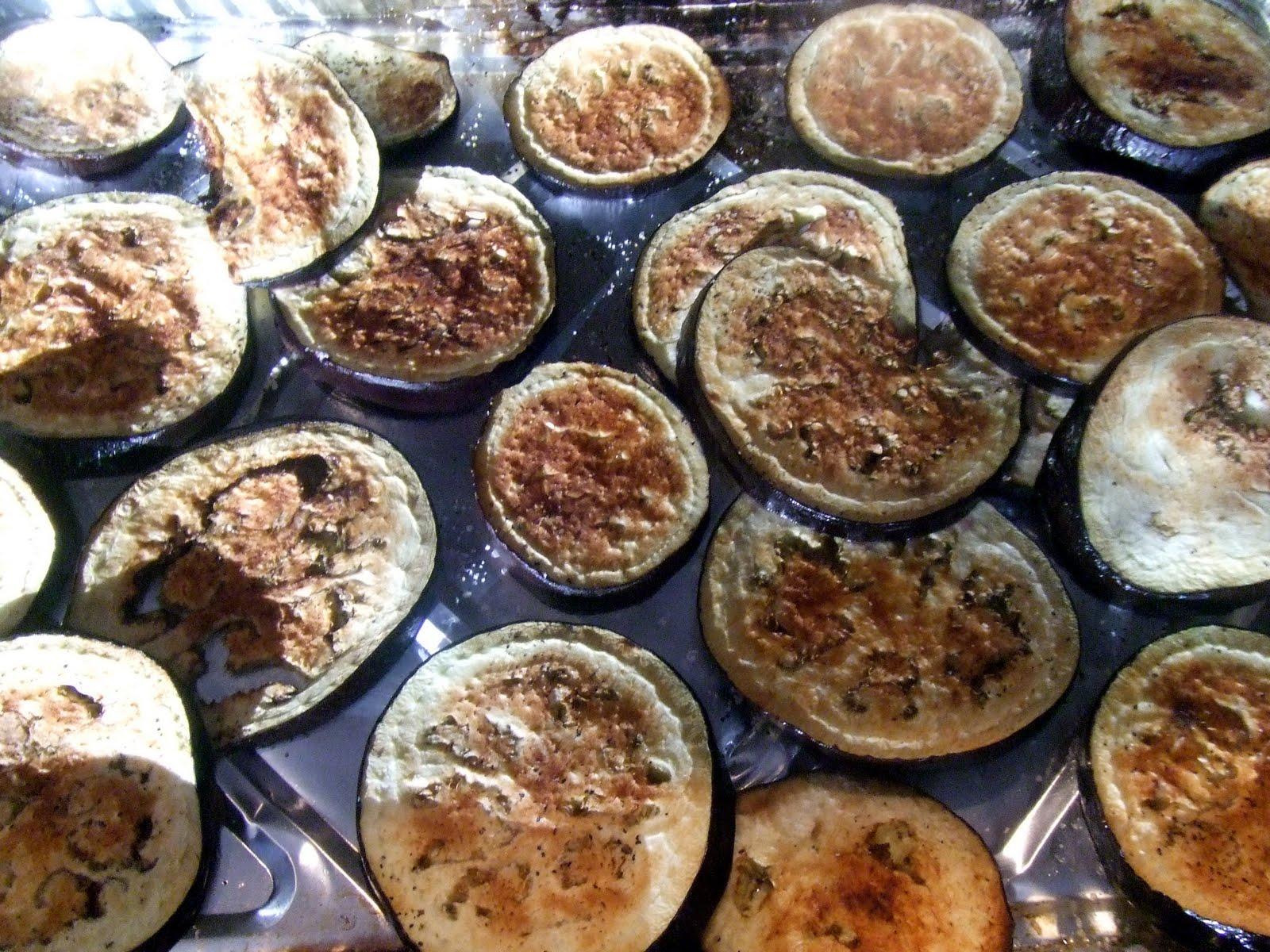 Steamed Eggplant And Mushrooms With Peanut Sauce Recipe ...