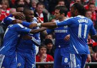 Hasil Pertandingan Liverpool vs Chelsea Piala FA