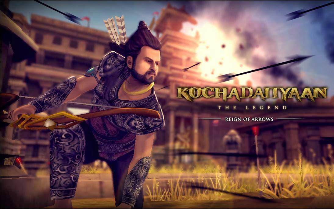 Kochadaiiyaan Reign of Arrows MOD APK